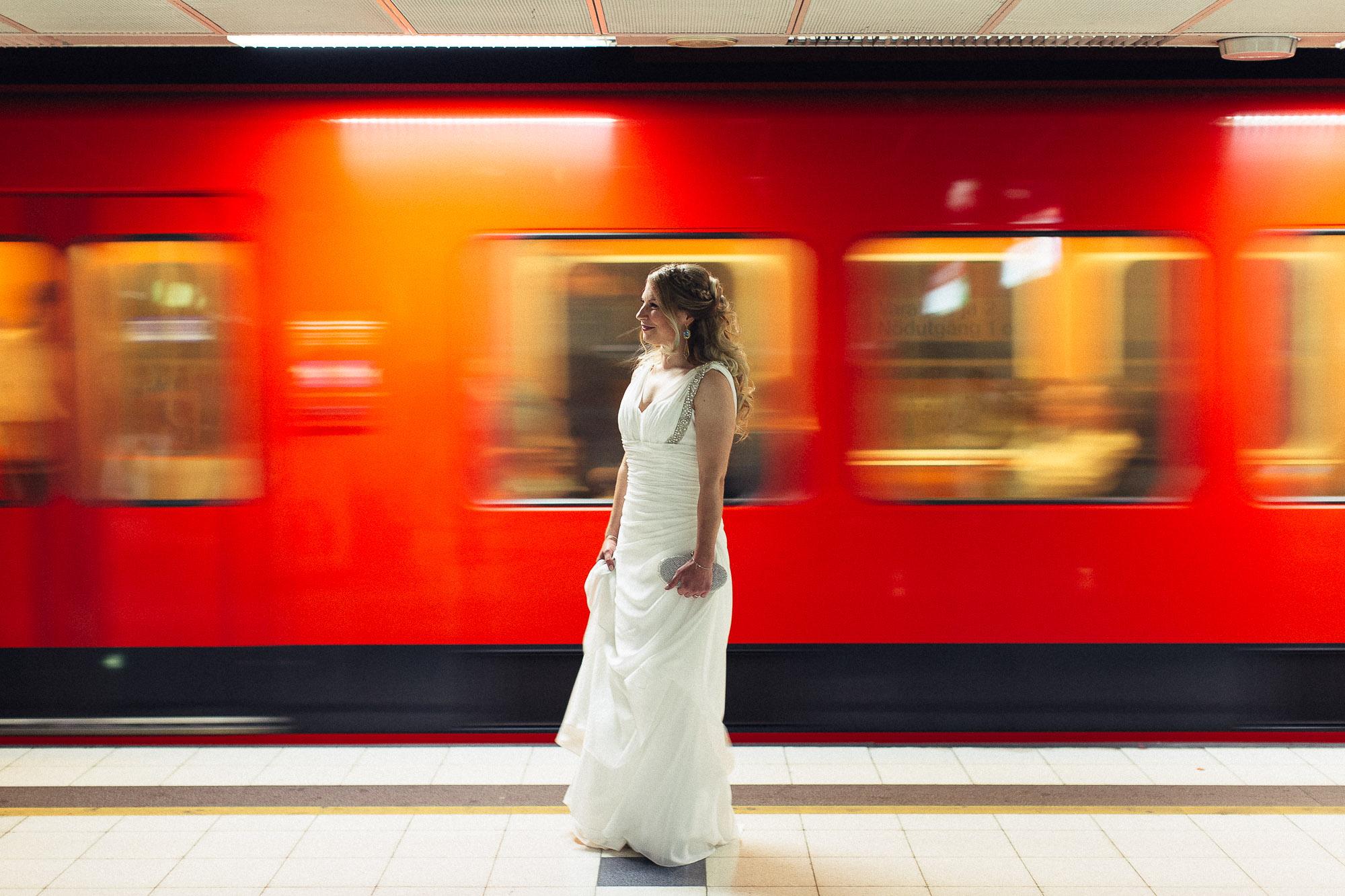 hääkuvaus metro helsinki